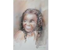 la petite africaine