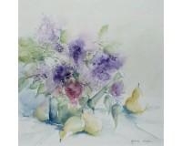 lilas et poires