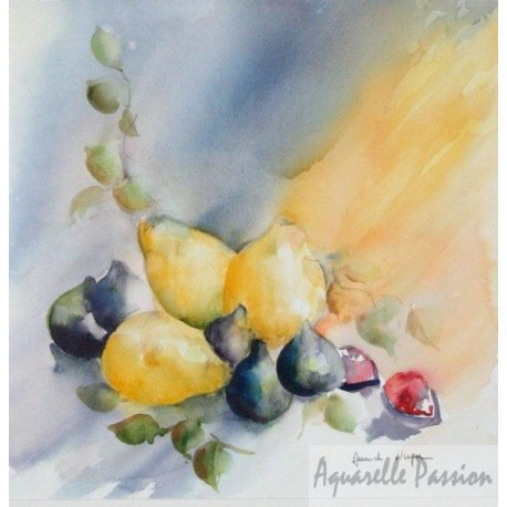 figues et coings